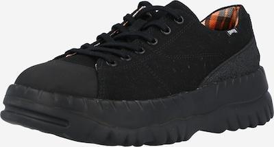 CAMPER Sporta apavi ar šņorēm, krāsa - melns, Preces skats