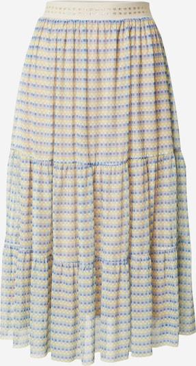 Rich & Royal Sukně - béžová / modrá / žlutá, Produkt