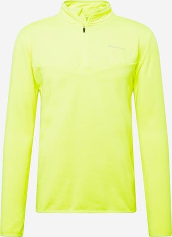 ENDURANCE Funktsionaalne särk 'LEDGER', värv kollane