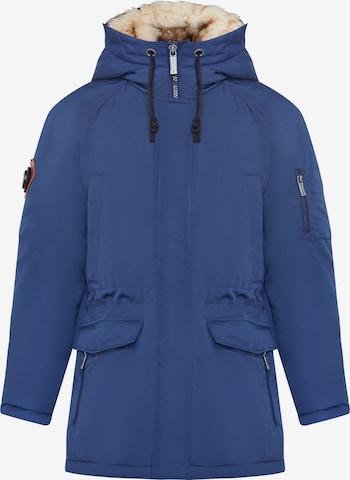 Finn Flare Jacke in Blau