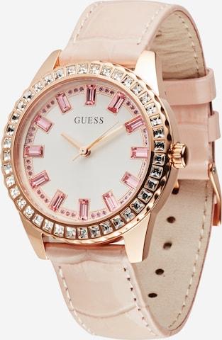 Orologio analogico di GUESS in rosa