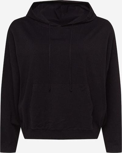 Cotton On Curve Sweatshirt in schwarz, Produktansicht