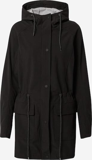 BRUNOTTI Manteau outdoor 'Mirja' en noir, Vue avec produit