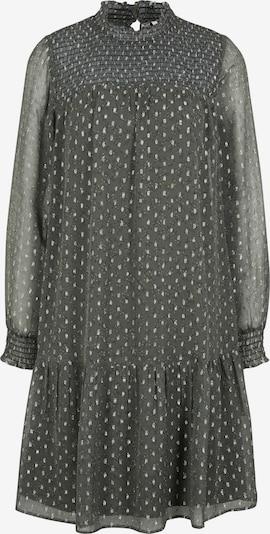 heine Kleid in dunkelgrün / weiß, Produktansicht