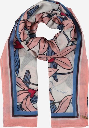 Fabienne Chapot Chal en azul ahumado / pitaya / altrosa / blanco, Vista del producto