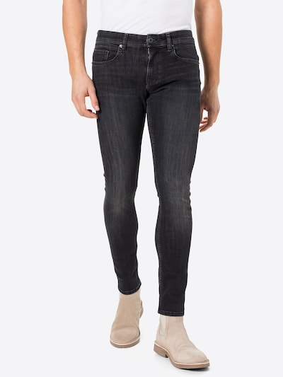 ESPRIT Jeans in grey denim, Modelansicht