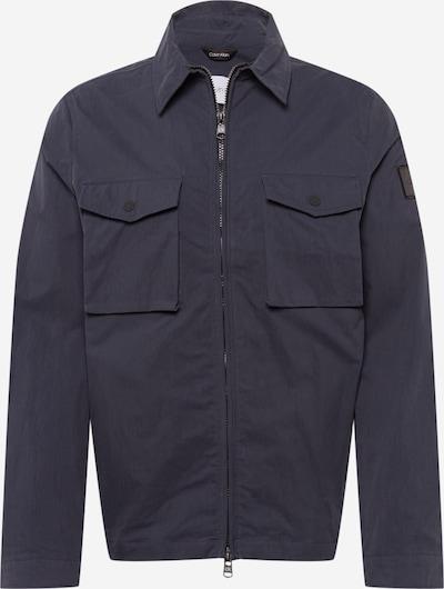 Calvin Klein Tussenjas in de kleur Navy, Productweergave