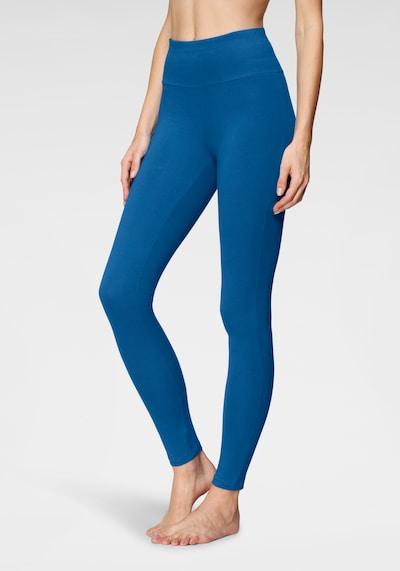 LASCANA Leggings in blau, Modelansicht