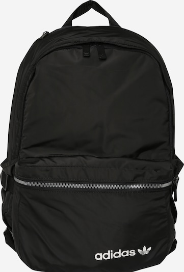 ADIDAS ORIGINALS Sac à dos 'Premium Essentials ' en noir / blanc, Vue avec produit