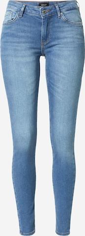 ONLY Jeans 'Carmen' i blå