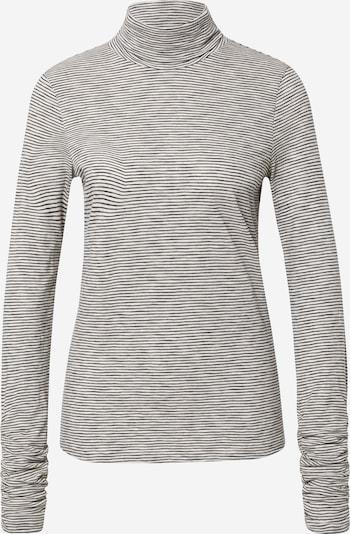 OUI T-Shirt in schwarz / weiß, Produktansicht