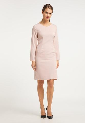 usha BLACK LABEL Fodralklänning i rosa