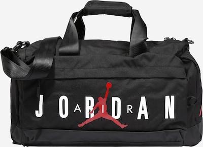 Jordan Tasche 'AIR' in rot / schwarz / weiß, Produktansicht