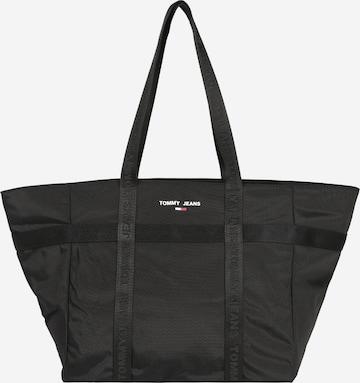 Tommy Jeans Shopper - Čierna
