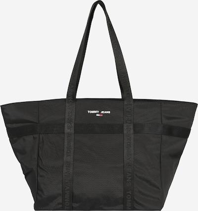 Tommy Jeans Cabas en bleu marine / rouge / noir / blanc, Vue avec produit
