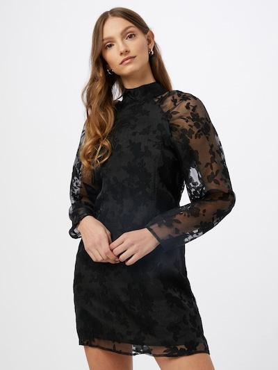 Gina Tricot Kleid 'Ylva' in schwarz, Modelansicht