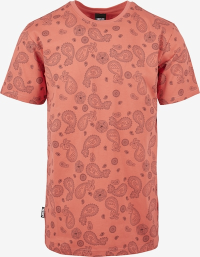Cayler & Sons T-Shirt en marron / corail: Vue de face