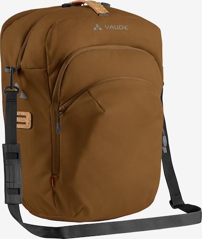 VAUDE Sporttasche in braun / schwarz, Produktansicht