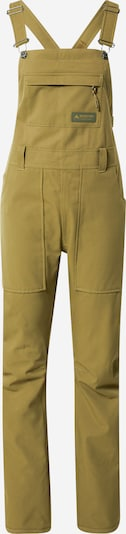 BURTON Outdoor Pants 'Avalon' in Olive, Item view