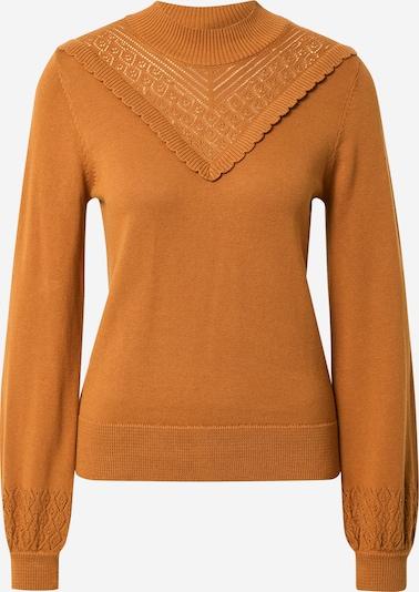 OBJECT Pullover 'SHARON' in braun, Produktansicht
