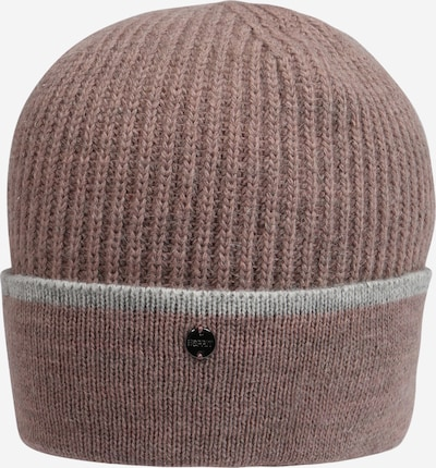 ESPRIT Gorra en gris claro / malva, Vista del producto