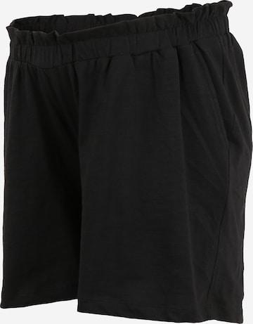 Mamalicious Curve Pants 'MILLA' in Black