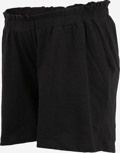 Mamalicious Curve Shorts 'MILLA' in schwarz, Produktansicht