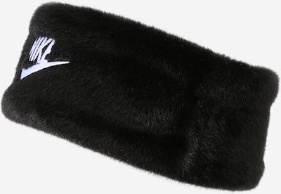 Nike Sportswear Opaska na czoło w kolorze czarny / białym, Podgląd produktu