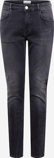Jeans Casual Friday di colore grigio denim, Visualizzazione prodotti