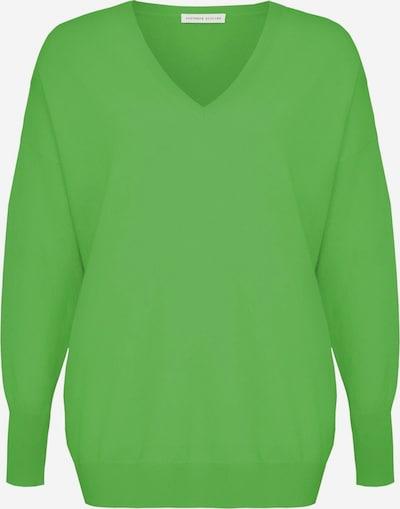 Cashmere Stories Pullover in grün, Produktansicht