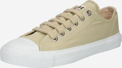Ethletic Baskets basses en beige clair / blanc, Vue avec produit