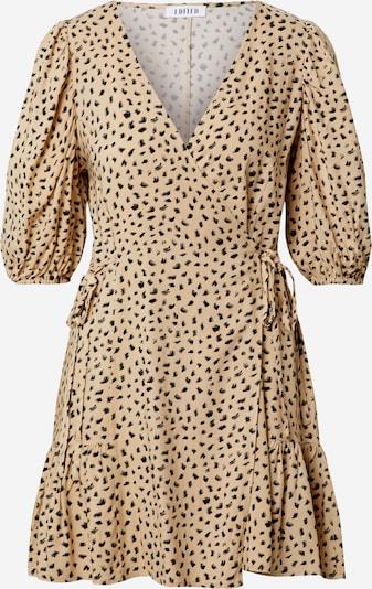 EDITED Kleid 'Gemma' in beige / schwarz, Produktansicht