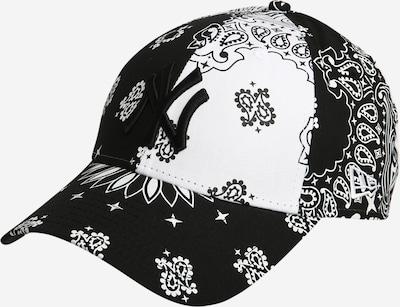 NEW ERA Cap in schwarz / weiß, Produktansicht