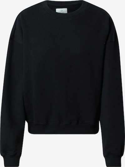 ThokkThokk Sudadera en negro, Vista del producto