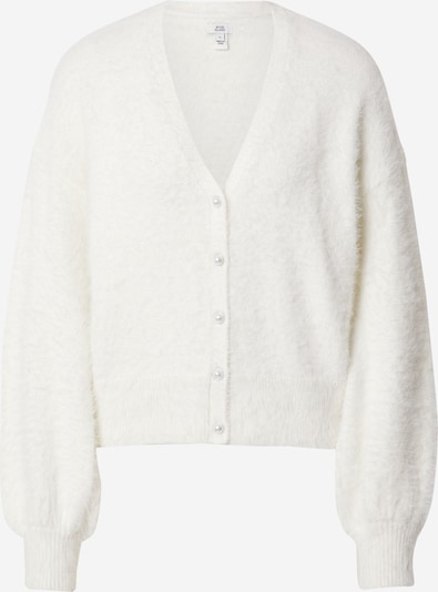 River Island Knit cardigan in White, Item view