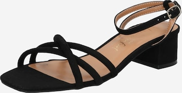 NEW LOOK Sandals 'WAVE - TUBEY' in Black