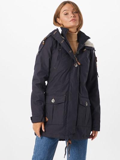 Ragwear Winterparka 'Jane' in navy, Modelansicht