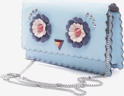 Fendi Abendtasche in S in hellblau, Produktansicht