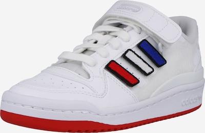 ADIDAS ORIGINALS Sneaker i blå / röd / vit, Produktvy