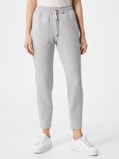 TOM TAILOR Kalhoty - šedý melír, Model/ka