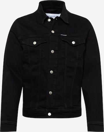 Calvin Klein Jeans Övergångsjacka i svart