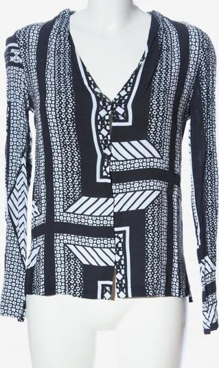 Twist & Tango Langarm-Bluse in S in blau / weiß, Produktansicht