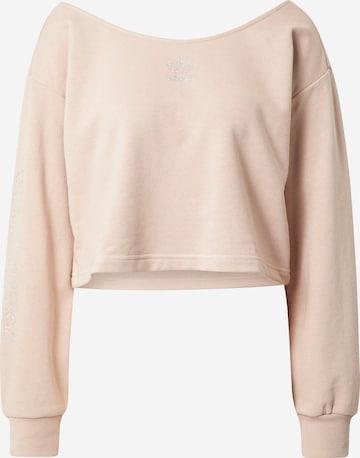 ADIDAS ORIGINALS Sweatshirt in Beige