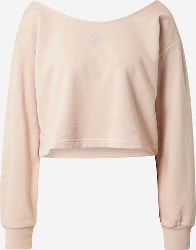 ADIDAS ORIGINALS Sweatshirt in beige, Produktansicht