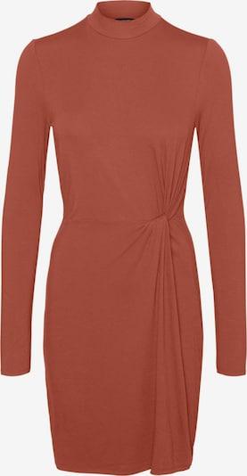 Vero Moda Tall Kleid in dunkelorange, Produktansicht