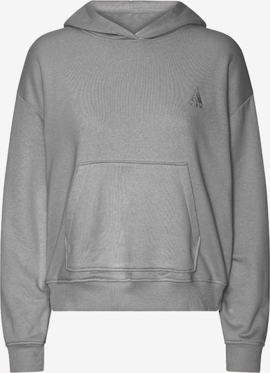 A-VIEW Sweatshirt 'Kiss' in grau, Produktansicht