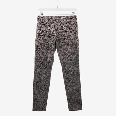 Marc Cain Jeans in 29 in beige / schwarz, Produktansicht