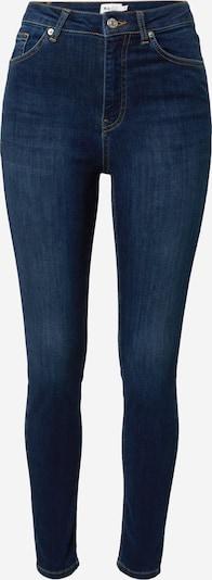 NA-KD Jeans in de kleur Donkerblauw, Productweergave