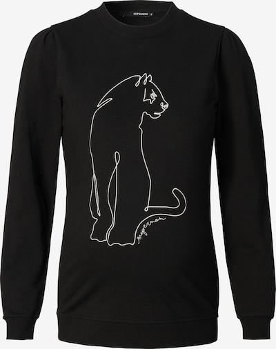 Supermom Sweater in Black / White, Item view