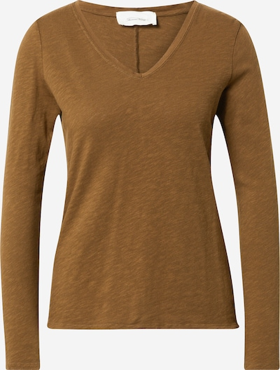 AMERICAN VINTAGE T-shirt 'Sonoma' en kaki, Vue avec produit
